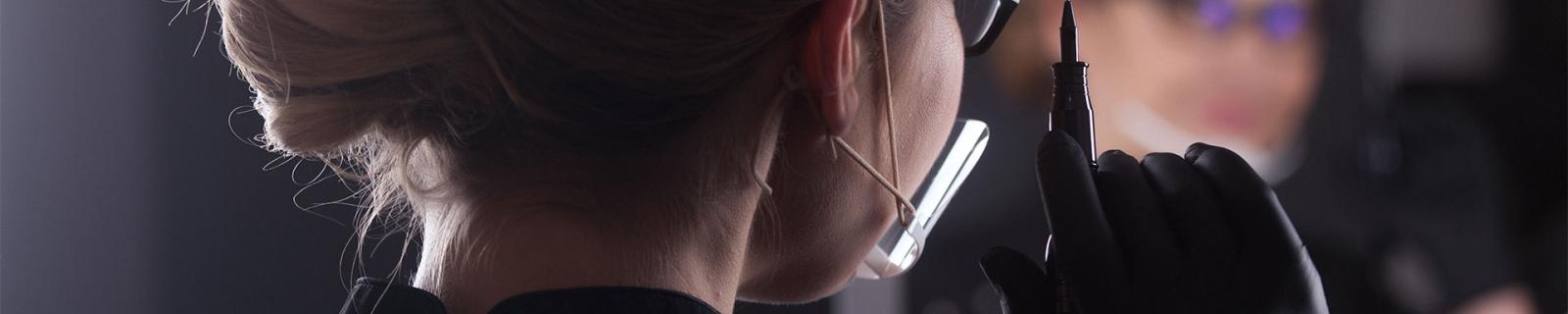 Mikropigmentacjia brodawki piersiowej
